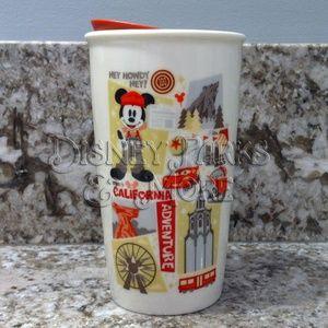 Starbucks Disney California Adventure DCA Mug